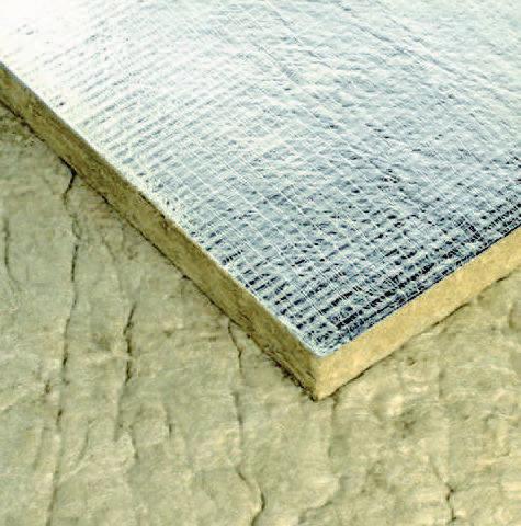 panneaux semi rigide laine de roche pa 40kg m3 papier alu 1350x600x50mm rocterm pa4050 tp. Black Bedroom Furniture Sets. Home Design Ideas