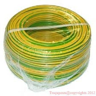 Bobine fil lectrique rigide h07v u 2 5 mm couronne 100 ml h07v u2 5 tp mat riaux mat riaux - Bobine fil electrique ...