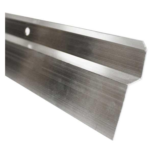 Baguette Solin eco en aluminium 15/40 en 3 ml SOLIN15/40 : TP-MATÉRIAUX matériaux de ...